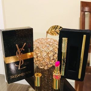 🛍 Gorgeous Yves Saint Laurent makeup set